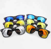 Colors Party Favor Supplies Unisex Sunglasses