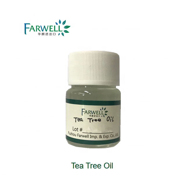 Farwell 100% olio di tea tree puro all'ingrosso all'ingrosso( kosher)