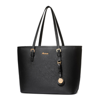 ccc672b5f Factory Custom OEM Handmade Design Quality 2018 Hot Sale Lady Purse Tote Bag  Saffiano PU Crosshatched Leather Handbag For Women