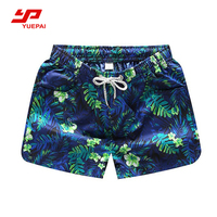 2020 wholesale customize mens swimwear 100% polyester personalised Short beach board swimming trunks women swim shorts