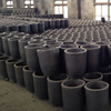 Graphite crucibles for melting metal Price foundry crucible