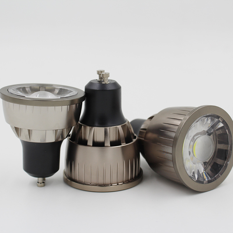 China supplier factory sale price MR16 GU10  3w 4w 5w 7w 12w  spot led lights for indoor use
