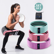 workout booty  Hip exercise resistance  band for  men and women
