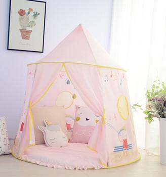 4ab370db85 La Princesa tienda gran castillo casita para chidiren juegos de niños tienda