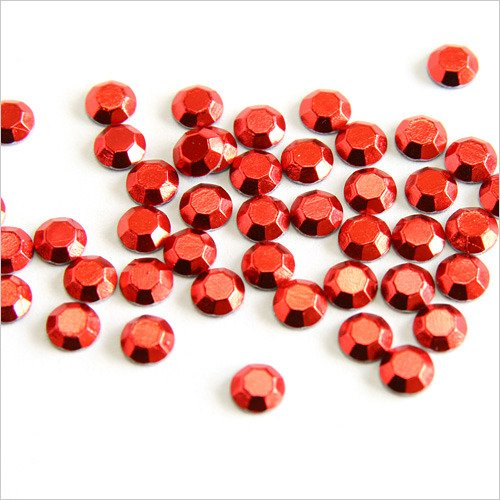 0809W China 5A Low Lead Low Nickle Hot Fix Glass Rhinestone SS4~SS40 China Manufacture Wholesale
