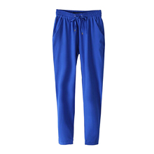 OEM großhandel Damen Hohe Taille Hosen <span class=keywords><strong>frauen</strong></span> Klar Kleidung Mode Casual Chino Baumwolle Benutzerdefinierte Lange <span class=keywords><strong>Frauen</strong></span> Casual Gym Hosen