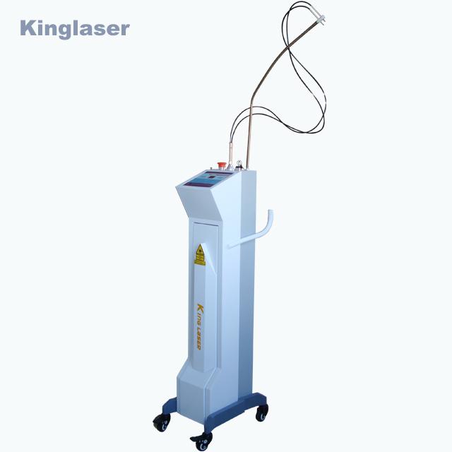 Cómo funciona la cirugía de próstata con una impresora láser