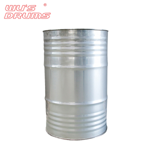 Manufacturer wholesale closed tight head 55 gallon used empty oil barrel 200 liter