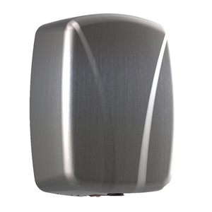 Wall mounted hotel 304 stainless steel sensor hand dryer