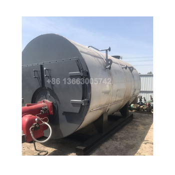 paper industry used 6 ton gas oil boiler, diesel fired boiler price