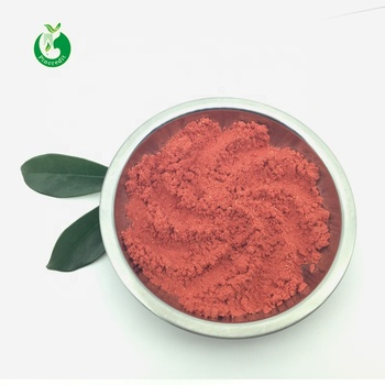 Bulk natural freeze dried strawberry fruit powder