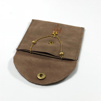Velvet Embroidered bag Jewellery Suede Velvet Jewelry Packaging Bag Jewelry Pouch Velvet Envelope Jewelry Pouch Bag