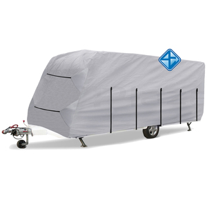 SUNCLOSE waterproof caravan body cover modified RV accessories automatic caravan covers