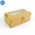 Kraft Paper Sushi/Salad /Cake Box with PET Plastic Cover