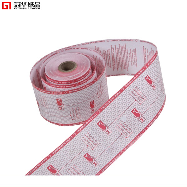 80mm width thermal paper rolls and cash registers roll for printer