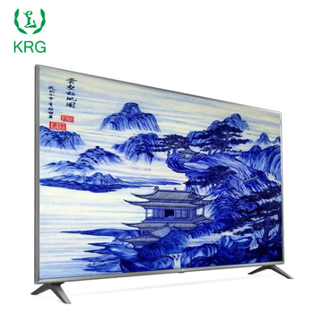 Wholesale piece 1080P full HD smart LCD TV 42 47 50 55 inch plasma LED TV with HD-MI AV usb SD