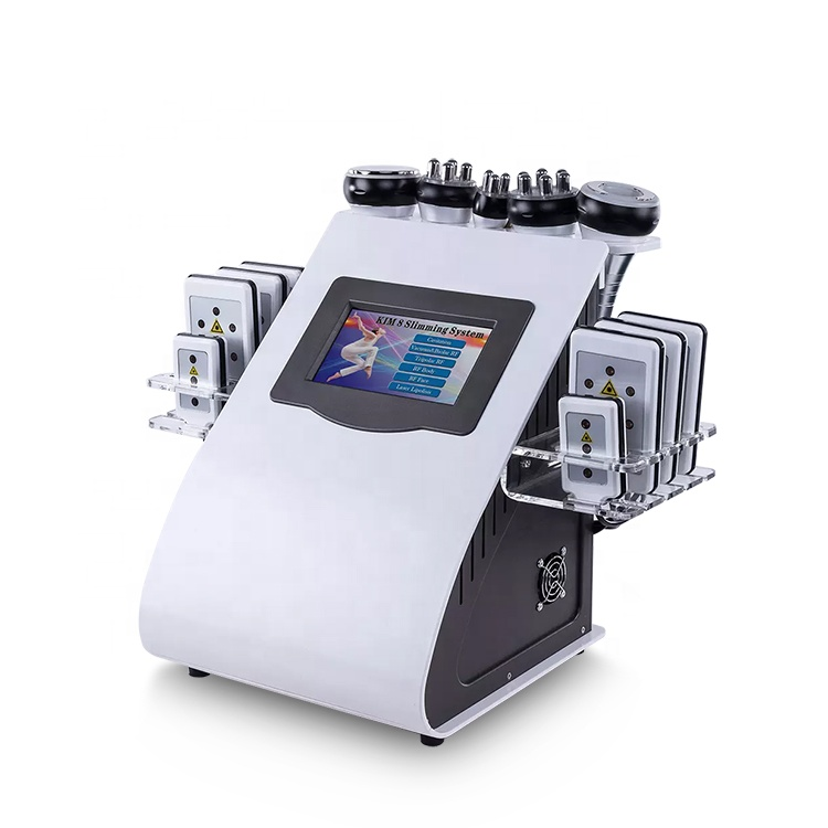 Hot selling vacuum cavitation body slimming machine/fat cavitation machine ultrasound vacuum cavitation rf system
