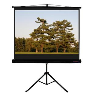 home cinema tripod projector screen mobile projection screen