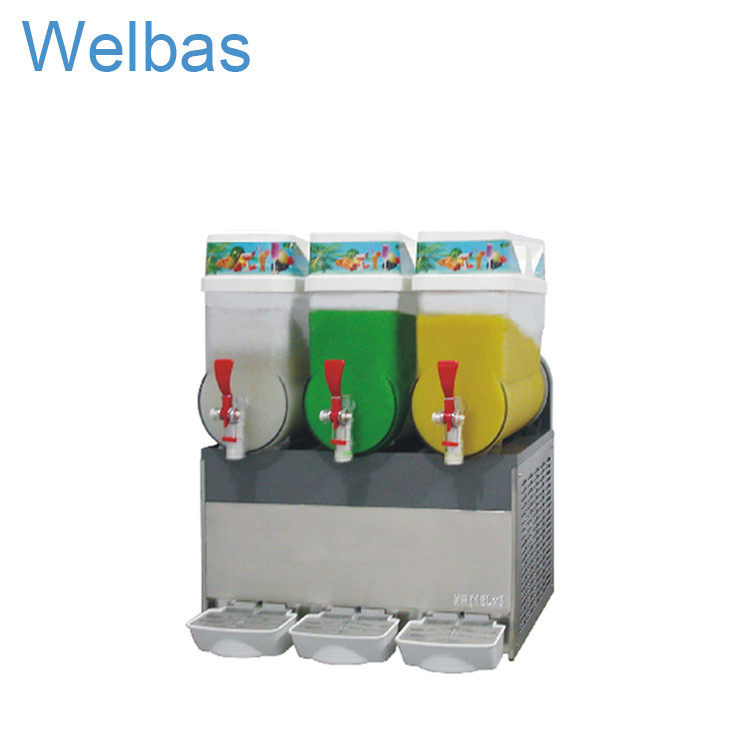 Junjian Temperatuur Ijs Juicer Koud Apparatuur Fruit machine Sap Dispensers