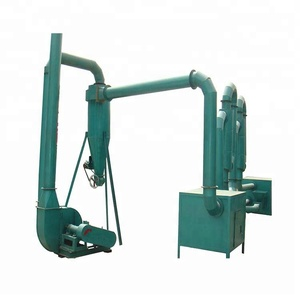 Certification qualified hot sell factory supplier starch airflow dryer