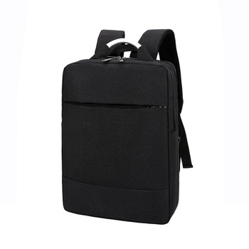 2019 hot new fashion business bag 15.6 laptop backpack with aluminium handle