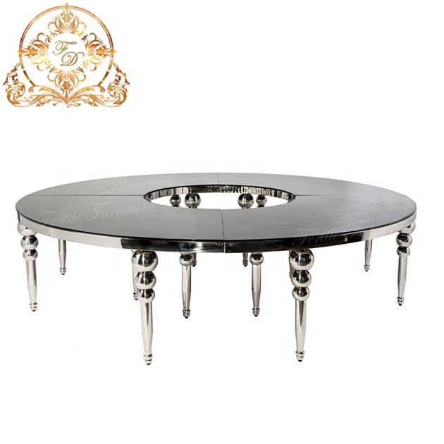Outstanding Customized Silver Stainless Steel Mirror Glass S Shape Metal Table Buy S Shape Metal Table S Shape Metal Dining Table S Shape Mirror Glass Metal Home Remodeling Inspirations Basidirectenergyitoicom