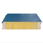 Shandong 75mm PU/EPS/RockWool/GlassWool Sandwich Panel for Roof/Wall