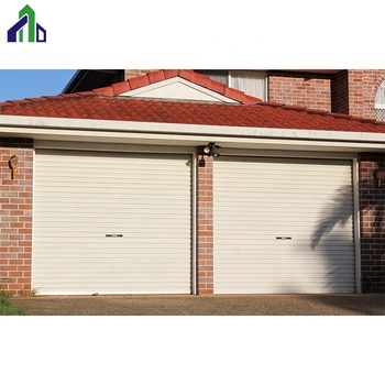 Automatic Aluminum Roller Shutter Garage Door Gate For Wholesale