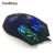 Expensive computer game mouse r8 USB wired Backlit mouse Gaming