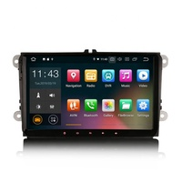 Car navigation system Erisin ES4818V Android 9.0 4G WiFi DAB TPMS GPS car radio dvd player for VW GOLF