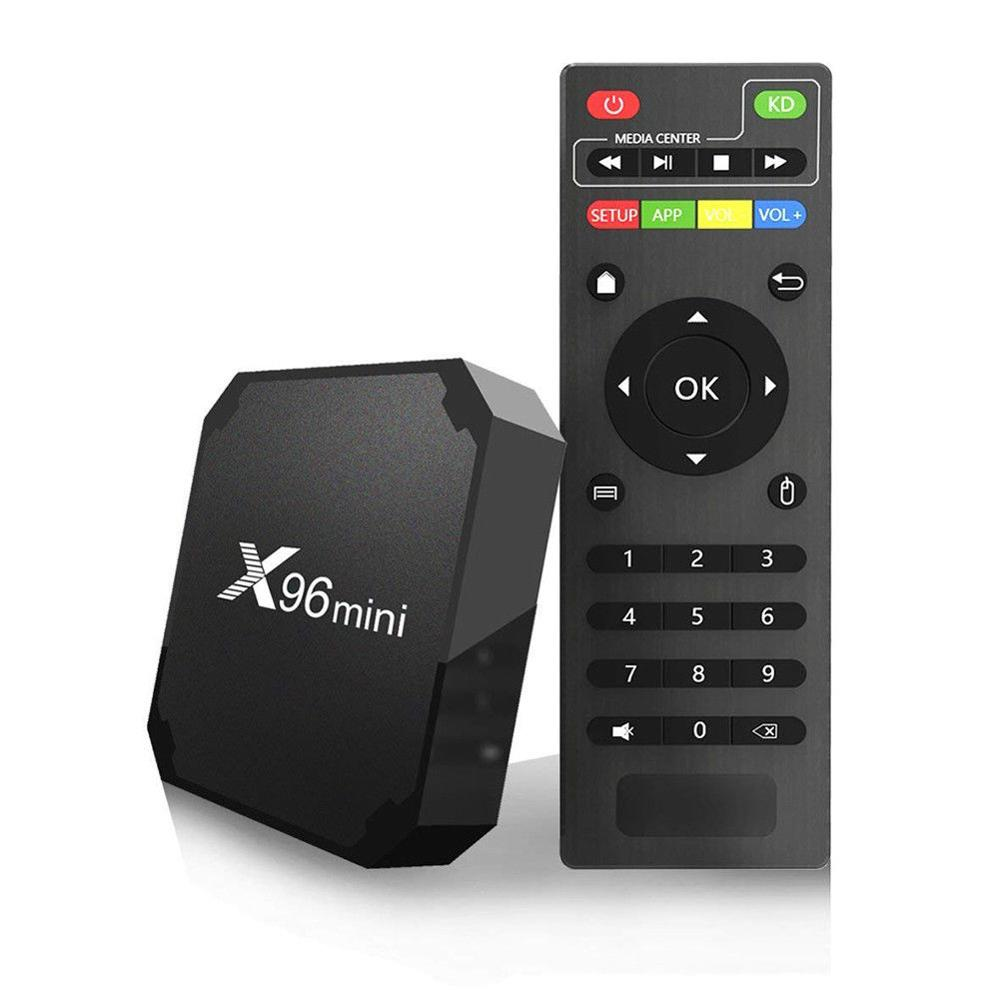 X96 Mini Tvbox 2 gb 16 gb Android Firmware Ontvanger Mediaspeler Update Smart Quad Core Tv Box