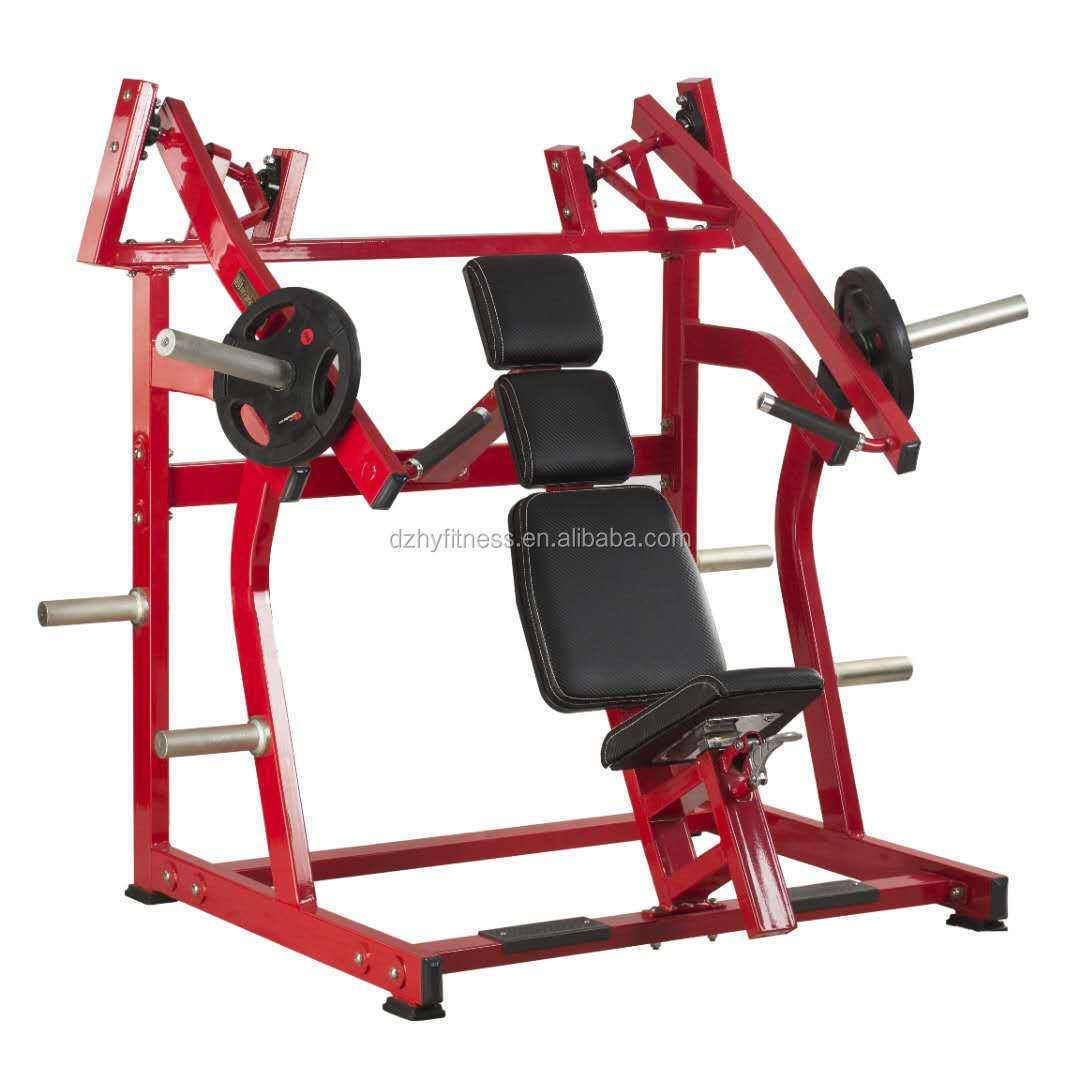 A Força do martelo Máquina de Ginástica/equipamento da aptidão/super incline Chest Press