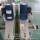 Stickers Three-sides Labeling Machine For Flat Bottle With Printing Bar Code