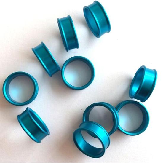 China aluminium bird leg rings wholesale 🇨🇳 - Alibaba