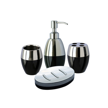 Black Bathroom Accessories Stainless Steel Different Colors Accessories Bathroom Household Hotel Bathroom Accessories