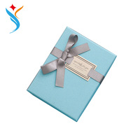 .custom pure fresh sweet style paper candy chocolate packaging box favors wedding gift box