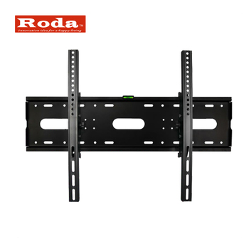 "Hot Sale Cheapest Low Profile Tilting Universal Wall Shelf TV Mount for 42-85"" screens"