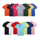New design polo shirt men brand clothing casual simple short sleeve Polo