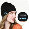 New arrival most popular custom bluetooth beanies custom winter beanies