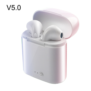 Amazon Best Seller i7s TWS Earbuds Bluetooth Earphone V5.0 Stereo Sound