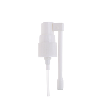 24/410 20/410 screw on nasal atomizer spray pump for medical