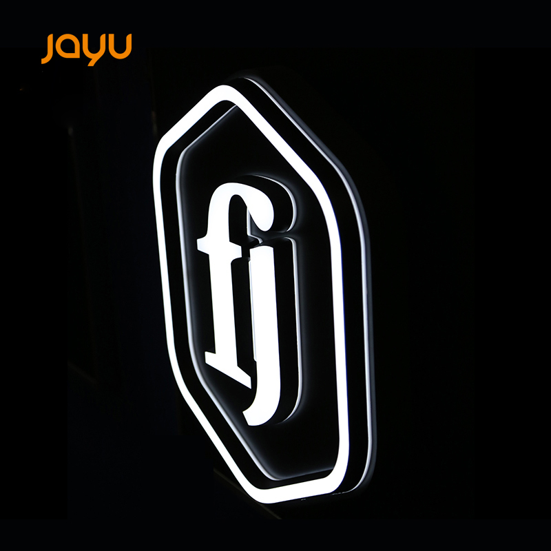 High quality 3D Waterproof led light sign for retailing online sale shopping