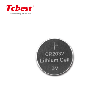 OEM Cheap Price Cr2032 3v 210mAh lithium button cell coin batteries for watch computer