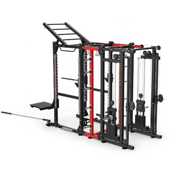 top gym fitness equiment Integrated commercial multi gym equipment cable machine gym
