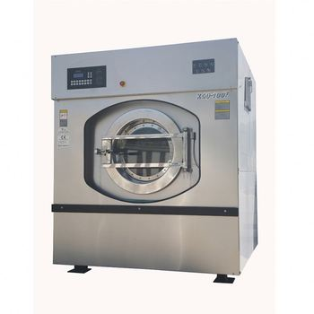 Hotel/hospital commercial laundry equipment