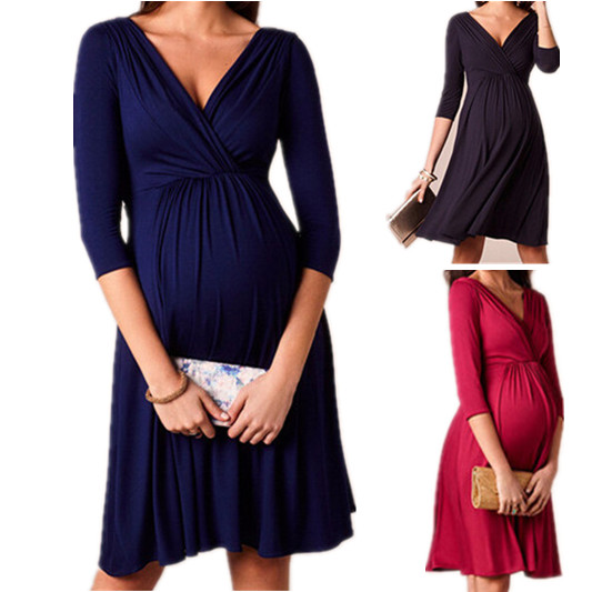 3367f147087 China Pregnant Dress