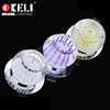Hoteal Passge Decorative Fancy Crystal Spotlight in Three colors styles SMD5730 * 6 beads 3W crystal Embedded spotlight OEM