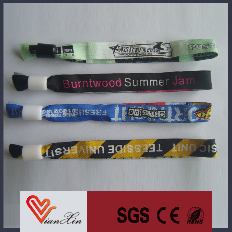 custom holiday wristband manufacturer