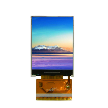 LCD Display 2.4 inch Screen TFT LCD Display With CPU Interface