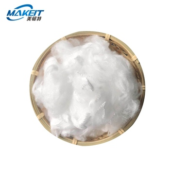 Makeit  bosilun fiber top (PA-B compound fiber)instead of Acrylic fiber